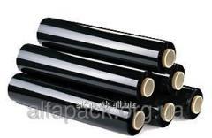 Stretch-plenka pallet black, 50*500, 20 microns