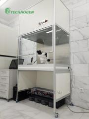 The laminar-flow cabinet for extracorporal