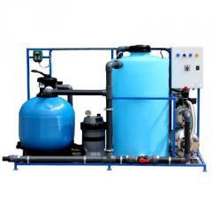 Системы очистки и рециркуляции воды для автомоек