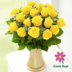 Roses (the wide range, in wide assortment,