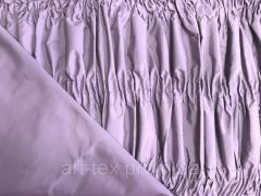Upholstery for a coffin standard, (O9) a lilac