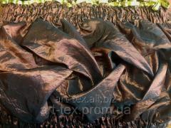"""Обивка для гроба """"Коса - хамелеон"""" (О5) бронза"""