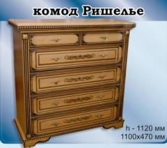 """Dresser of """"Broderie anglaise"""""""