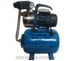 Pump station JET-550SC Opera, tank of 24 l