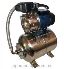 Pump station JET-550SC Opera, corrosion-proof tank