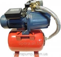Pump station DJm-80LB Opera, tank of 24 l