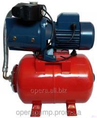 Pump station JET-750AH Opera, tank of 24 l
