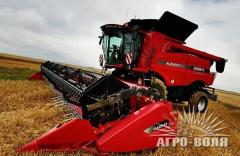 Combine harvester Case IH Axial Flow 7140