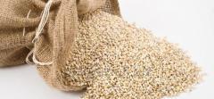 Barley grits pearl-barley No. 2 in bags