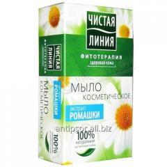 Pure Soap Line cosmetic camomile Extrac