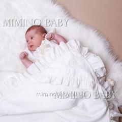 Baptismal diaper Izold's blanke