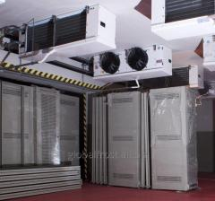 Cooling systems of data centers