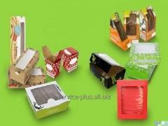 Cardboard coated with Kraft turn, 270-275 g/m2
