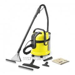 The vacuum cleaner - Karcher SE4001 sink
