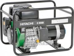 Petrol Hitachi e35sb generator