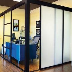 Office partition, OP-VIP (Kiev), office partitions