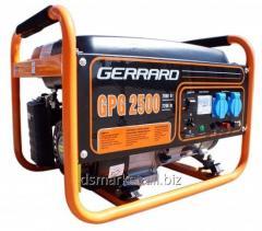 Gerrard Gpg 2500 generator