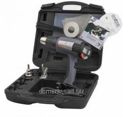 Tool kit for a car repair service of Steinel Hg