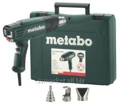 Термовоздуходувка Metabo He 23-650 Set