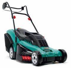 Electric lawn-mower of Bosch Rotak 40
