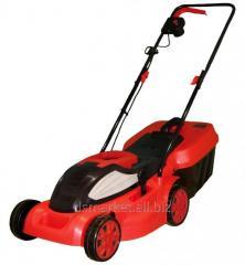 Electric lawn-mower of Ikra Mogatec Elm 1434 U
