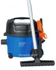 The vacuum cleaner for dry cleaning of Nilfisk