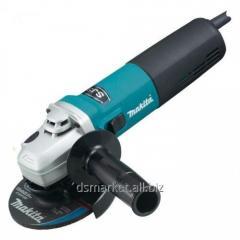 Angular Makita 9562CR grinder