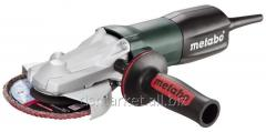 The angular grinder with the flat Metabo Wef 9-125