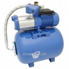 Station of household water supply Aquario Auto