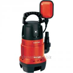 The pump for dirty Einhell Gh-Dp 7835 water