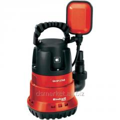 The pump for dirty Einhell Gh-Dp 3730 water