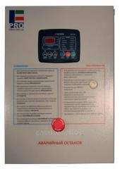 ABP ELPRO-63ES board, automatic switching of