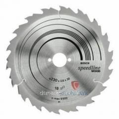 Disk circular Bosch 130x16/18 Speedline