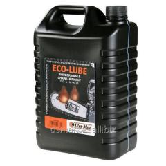 Oil for greasing of a chain Oleo-Mac EcoLube 5 of