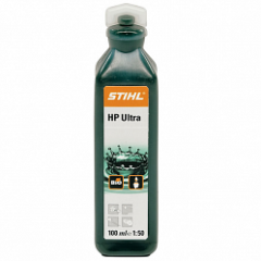 Engine oil for 2-stroke Stihl Hp Ultra engines,