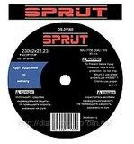 SPRUT cutting wheels
