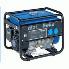 Petrol Geko 2801E-A/Mhba generator