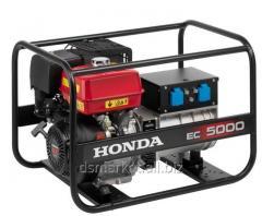 Honda EC5000 gasoline-driven generator