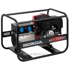Honda ECT7000 gasoline-driven generator