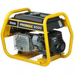 Petrol Briggs & Stratton Pro Max 6000A
