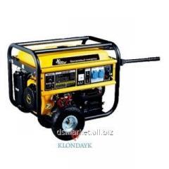 Petrol generator of Kentavr Kbg 505