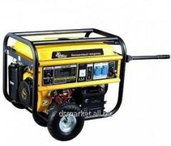 Petrol generator of Kentavr Kbg 505 Ekr