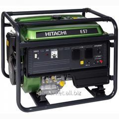 Petrol Hitachi E57 (S3P) generator