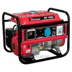 Бензиновый генератор Бригадир Бг 1100