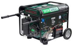Petrol Iron Angel Eg 7000 E (Z) generator