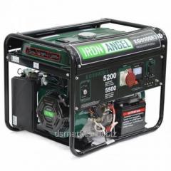 Petrol Iron Angel Eg 5500 E3 generator