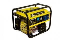 Petrol generator of Kentavr Kbg 605 E