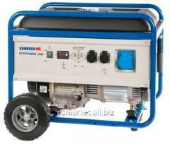 Petrol Endress Ese 6000 Bs generator + set of
