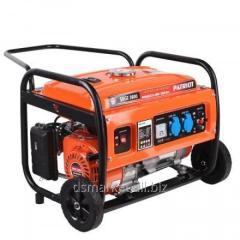 Petrol Patriot Srge 3800E generator