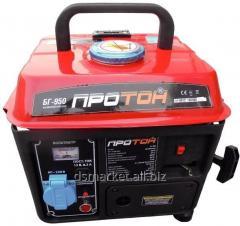 Petrol generator Proton of Bg-950